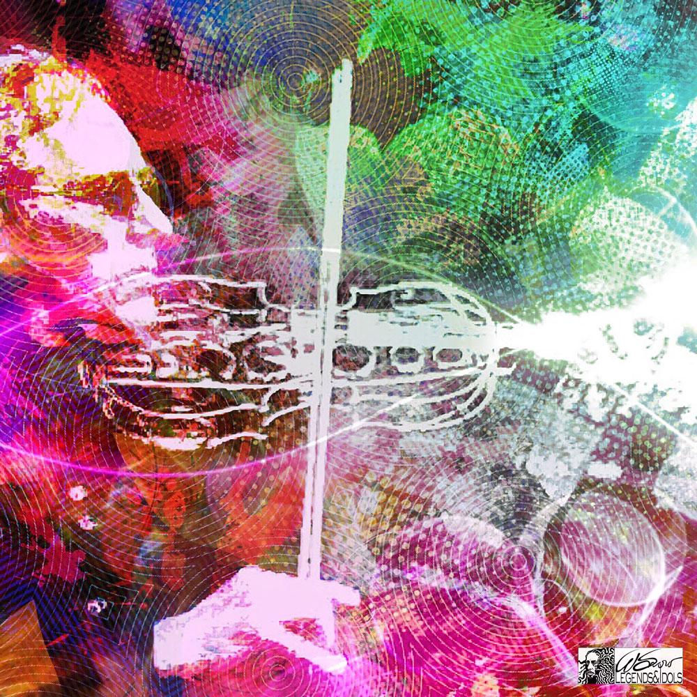 Eddie Jobson : U.K. Roxy Music